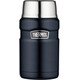Thermos King - Recipientes para bebidas - 710ml azul/Plateado
